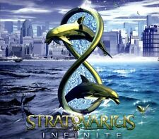 STRATOVARIUS - INFINITE - CD SIGILLATO 2010
