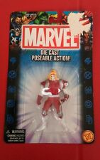 Marvel Die Cast Omega Red mini Figure 2002 vintage NIB New RARE comics