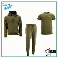 New 2019 Nash Emboss Carp Fishing Clothing Including Hoody, T-Shirt and Joggers