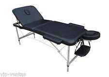 Camilla de masaje aluminio plegable  modelo VIP3011N