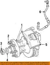 Dodge CHRYSLER OEM 94-02 Ram 3500-Axle Nut 4746773