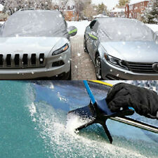 For Car SUV Front Windshield&Rearview Mirror Sun Snow Frost Ice Protector Cover