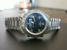Tissot Z252/352 T-Touch S/Steel Watch spares or repairs