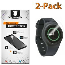 For Samsung Galaxy Gear S2 Watch Screen Protector Film PET Clear Cover [2-PACK]