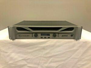 Crown XTi 4002 1200W 2-channel Power Amplifier - Excellent Condition!