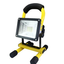 30w 24led Flood Light Rechargeable Portable Outdoor Work Fishing Floodlight Lamp