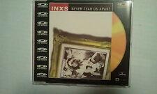 CD VIDEO -- INXS -NEVER TEAR US APART -- 3 TRACKS + VIDEO