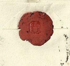 Lettera Prefilatelica da Lucca a Firenze alla Nobildonna Novella Sposa 1840