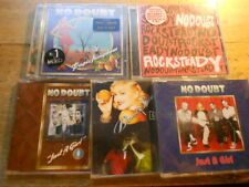 No Doubt [5 CD] Rocksteady + Tragic Kingdom + Girl +...