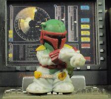 Hasbro Star Wars Fighter Pods Micro Heroes Boba Fett Bounty Hunter Hologram K810