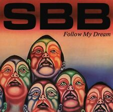 SBB - Follow My Dream [clear/red marbled LP]