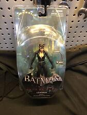 DC Direct Batman Arkham City Catwoman Series 2 Collector Action Figure
