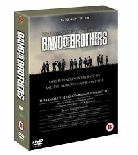 Band Of Brothers (DVD, 2010, 6-Disc Set)COMMERATIV BRAND NEW & SEALED - REGION 2