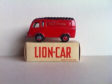 60's Lion car-Lion Toys renault goelette fourgon PTT Post