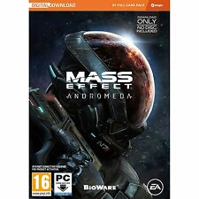 Mass Effect Andromeda PC Game 16 Years Microsoft Edition Official