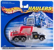Hot Wheels Haulers Shovel Excavator Truck MOC