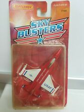 Matchbox Sky Busters F16A united states airforce vintage