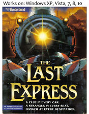The Last Express 1997 PC Game