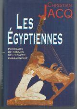 Les Egyptiennes.Christian JACQ.France Loisirs G003
