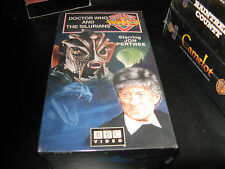 Doctor Who and The Silurians-2 vhs-Jon Pertwee-NEW!!!!!!!!
