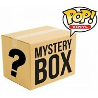 Funko Pop Vinyl Mystery Box LIMITED EDITION Pops