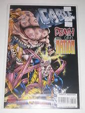 Cable V.1 #28 Death of a Nation Marvel Comics Feb 1996