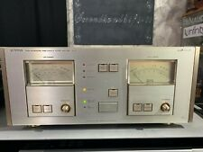 LUXMAN M-05 IN REAL PERFECT CONDITION
