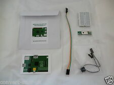 Wireless Internet Doorbell / Drive Alarm System project for Raspberry Pi. IoT