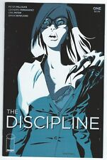 The Discipline No.1 March 2016 Milligan/Fernandez/Peter/Bowland Image Good+