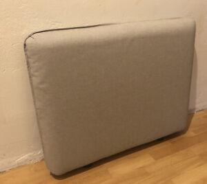 IKEA Vallentuna Seitenelement Armlehne 791.495.69 inkl. Bezug  -- grau