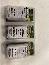 Remington Cleaning Patches For Rifles 3 Packs Of 100