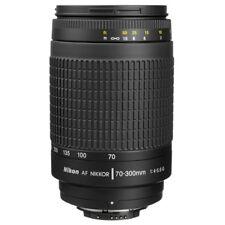 Nikon AF 70-300 mm f/4.0-5.6 G Telephoto Lens