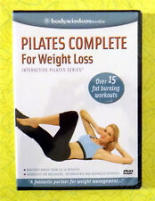 Pilates Complete for Weight Loss ~ New DVD Movie ~ Exercise Workout Video