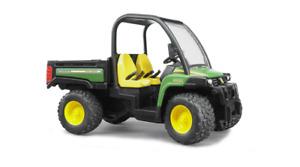 Mini-ATV All-Terrain Vehicle John Deere Gator XUV 855D Bruder Toy Car 1/16 1:16