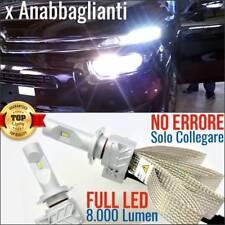Kit Lampade Luci FULL LED H7 Citroen C4 PICASSO, GRAN PICASSO 6500K CANBUS fari