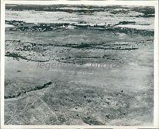 1944 World War II Where US Forces Landed in Mindora Original News Service Photo