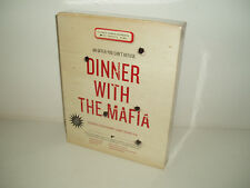"An offer you cant refuse ""Dinning with the Mafia"" game (New & Sealed) 2008."