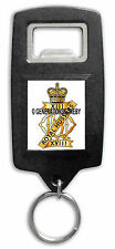 13TH/18TH ROYAL HUSSARS (QUEEN MARY'S OWN) BOTTLE OPENER KEY RING