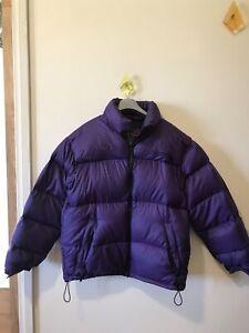 Vintage Kathmandu Down Puffer Jacket - Large