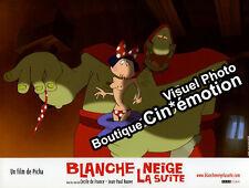 photo Exploitation Cinéma 21x28cm (2007) BLANCHE NEIGE, LA SUITE - Picha TBE