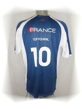 B - Haut T-shit Bleu Blanc Rouge France N°10 Kipsta Taille XL