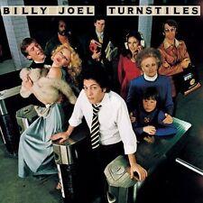 Billy Joel Turnstiles (1976) [CD]