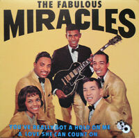 The Miracles – The Fabulous Miracles Vinyl LP
