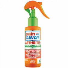 PAIN AWAY ARTHRITIS PAIN RELIEF SPRAY 100ML JOINT & MUSCULAR PAIN INFLAMMATION