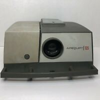 "Vintage Airequipt 135 Slide Projector for 2 x 2 slides 4"" Luminal Works"