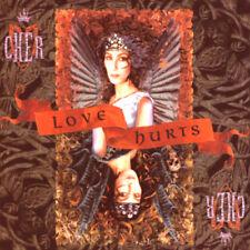 CHER LOVE HURTS CD Album MINT/EX/MINT