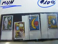 Australia ..complete MNH set of Primary Industries Stamps 1972.