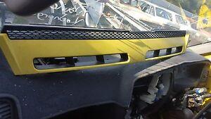 kia pregio ct2 04-06 yellow grill