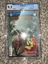 Teen Titans 12 CGC 9.2