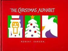 The Christmas Alphabet, Sabuda, Robert Clarke, 0531068579, Book, Good
